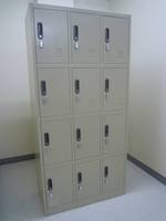 Steel Locker/Filing Cabinet <KHOMI> Office Furniture and Partition))