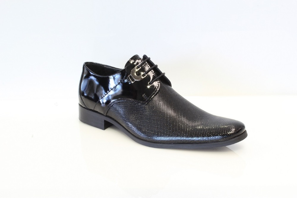Classic shoe genuine leather
