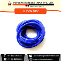 Colored Flexible Extruded Silicone Rubber Tube