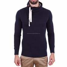 2017 New Mens Fashion Garments Top Quality Custom Crewneck Warm Casual Men Fitted Sweatshirt
