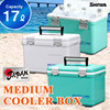 Cooler box17L Japan made ice warm and cool box fishing outdoor plastic foam cooler box HOLIDAY LAND COOLER CBX 17L