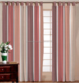 TRADITION COTTON PRINTED CURTAIN / SPECIAL DESIGN BASED STRIPE CURTAIN