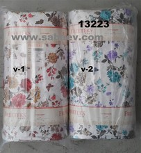 FreeTeks %100 Cotton Fabric For Bed Sheet And Duvet Cover