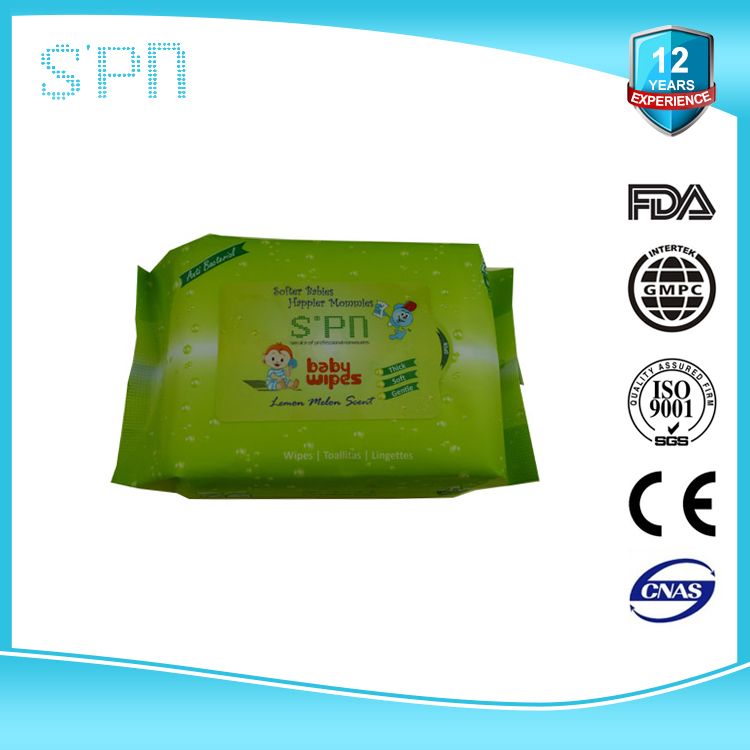 OEM ODM Wholesale China Manufacture Baby Wipe Supplier