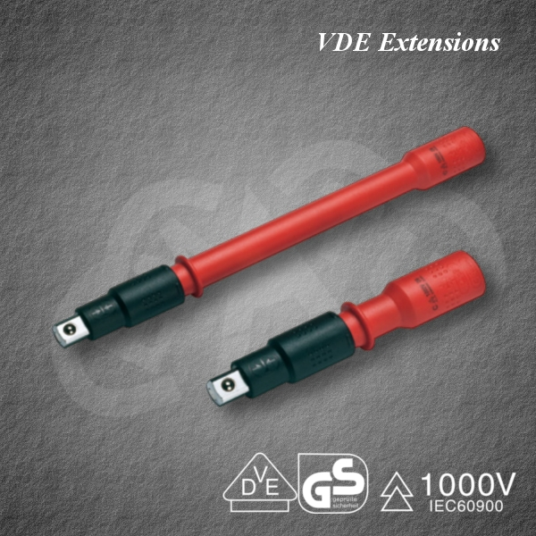 Powerful and Convenient VDE Extensions Insulated tool at reasonable prices, made in Japan