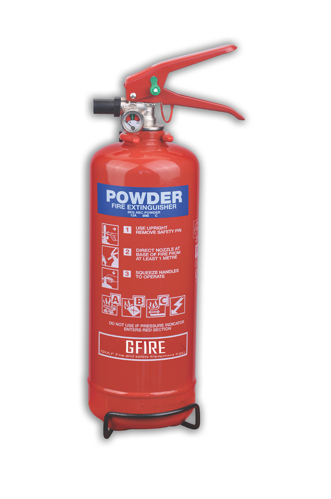 EN3 Approved ABC Powder Fire Extinguishers 1kg _ 12kg