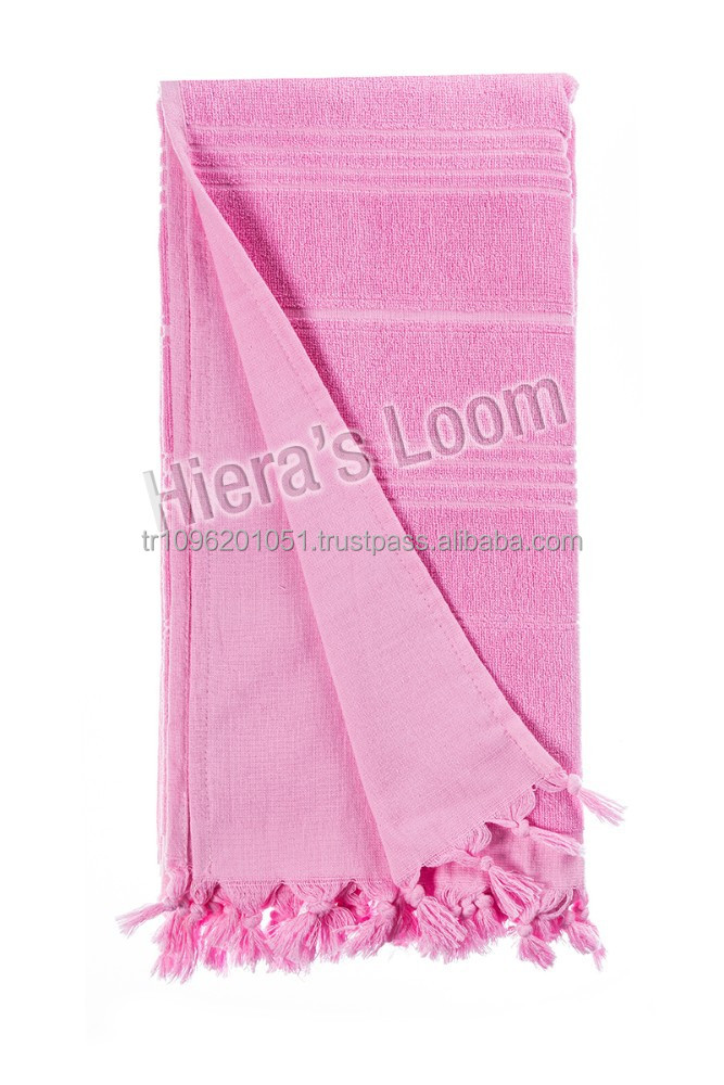 Colored Towel Peshtemal, Turkish Towel, Peshtemal, Pestemal, Hammam Towel, Beach Towel, Fouta