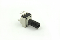 factory vertical type potentiometer carbon film potentiometer