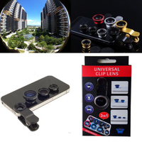 612 Mobile Accessory : Universal Clip Lens