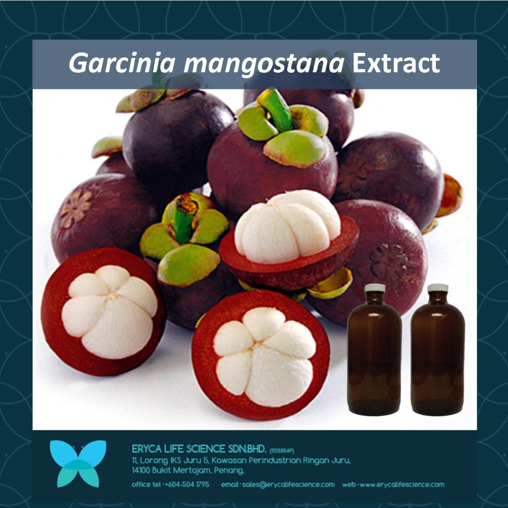Mangosteen extract, Mangostana Natural Extract, Actives, Fruit extract