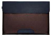 modern & functional laptop genuine leather bag sleeve case