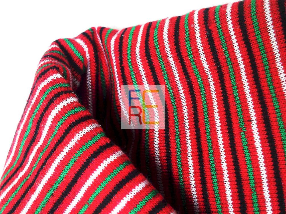 FERE Red Stream Stripe Cloth