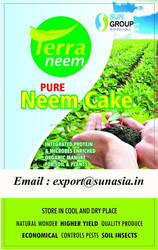 Pure Neem Organic Fertilizer