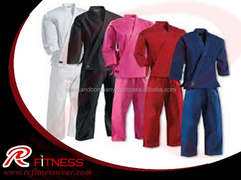 High quality judo karate uniforms/ Martial Arts uniform wholasale ,top ten quality karate uniform / Martial Arts Karate Clothing