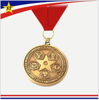 Custom Metal Medals