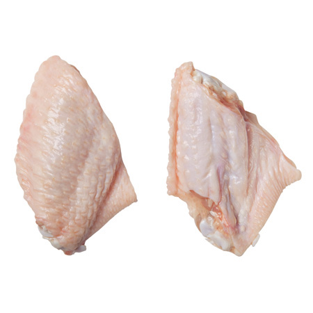 High Quality Halal Frozen chicken Mid Joint Wings