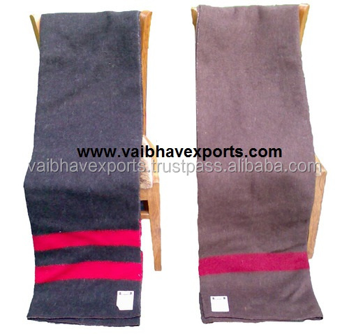 Military Surplus Wool Blankets Manufacturer from India