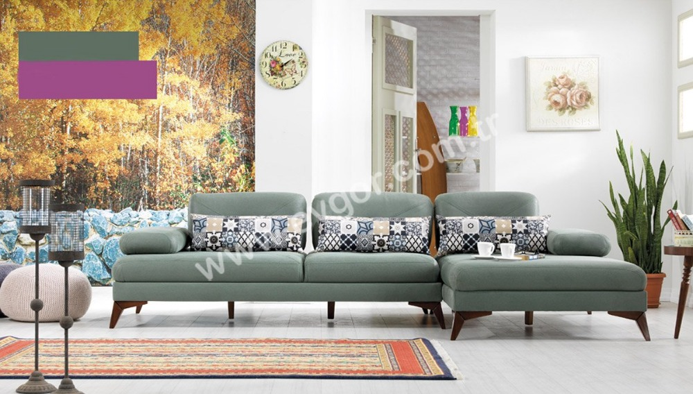 Mirela Modern Sofa Set