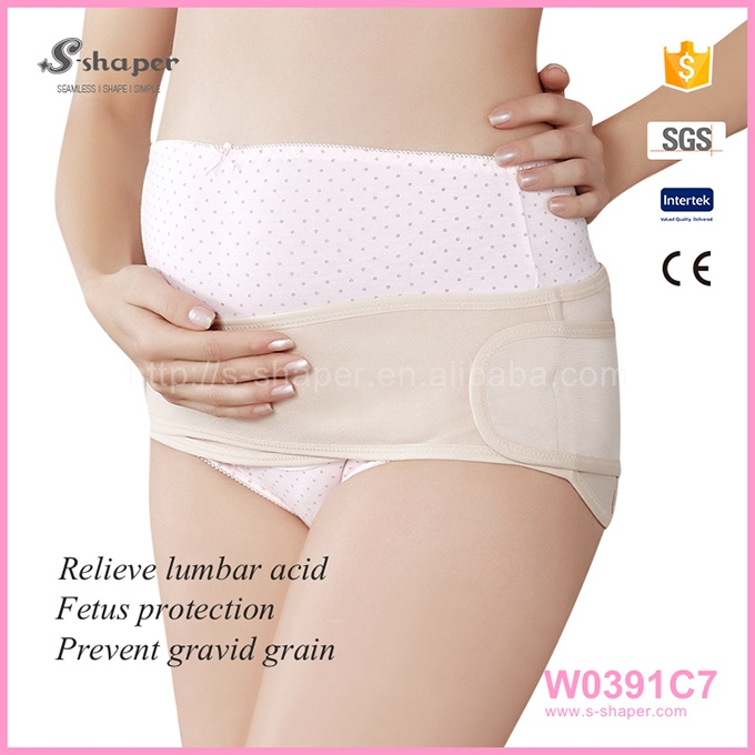 Most Popular Postpartum Waist Tummy Slimming Belt Body Shaper Corset W0391C7