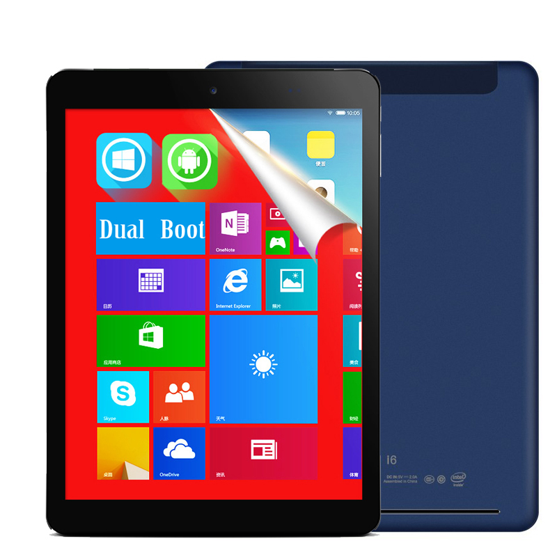 Newest! Cube i6 Air 3G Dual Boot Tablet PC Windows 8.1 Android 4.4 2GB 32GB DHL Shipping from France