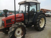 Used SAME Dorado tractors from Korea