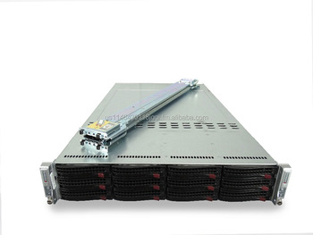 Supermicro 6026TT-HDTRF Dual Node LGA1366 2U SuperServer (300+ in stock)