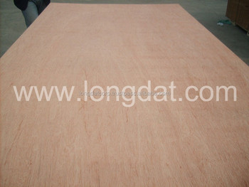 BINGTAGOR/KERUING/OKOUME PLYWOOD for furniture and construction