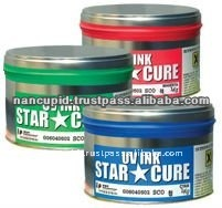 South Korea - Star Cure UV Offset Flexo Letterpress Silk Screen ink (SCL 0101/170401)