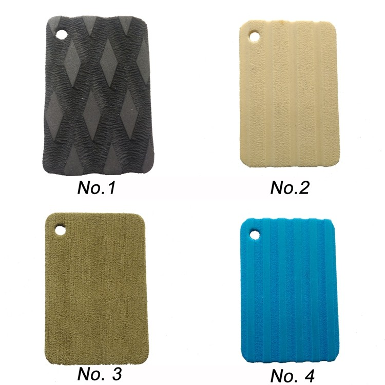 Melors Heavy-duty Surf Traction Pad Anti-slip EVA Foam Tail Pad