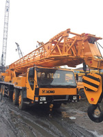 Old 70ton crane, used XCMG tyre crane 70ton QY70K, year 2012, hot sale in Shanghai!