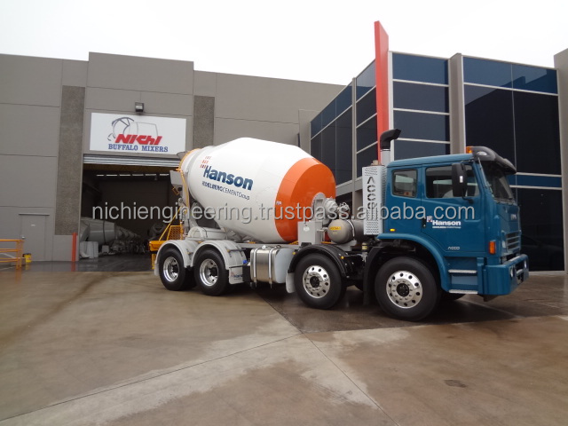 """BUFFALO"" concrete mixer"