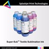 Textile Sublimation Ink for Panasonic Piezo Print Head