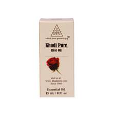 Khadi Pure Gramodyog Herbal Rose Essential Oil