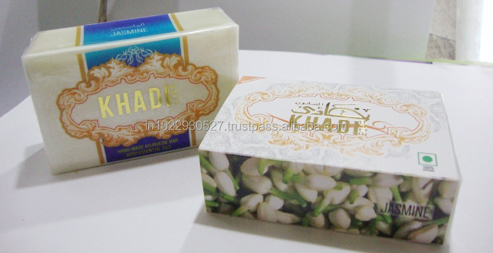 Jasmine Soap, Natural Handmade Soap, Thailand Product - High Quality Transparent Soap