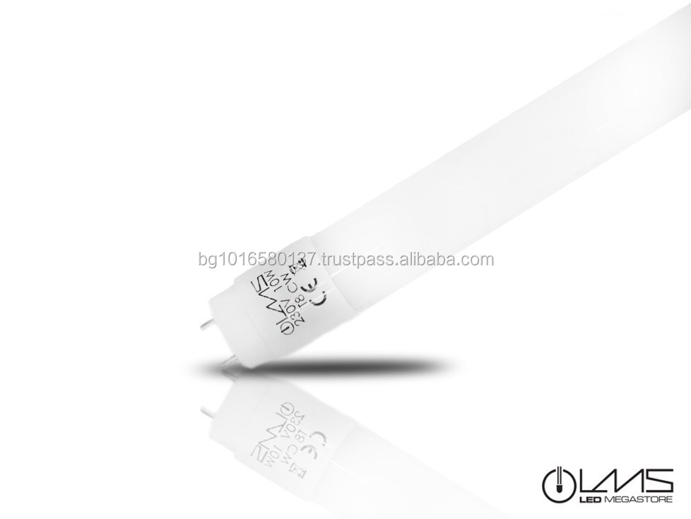 LED Tube Glass T8 LMS 60cm 10 W Cool White