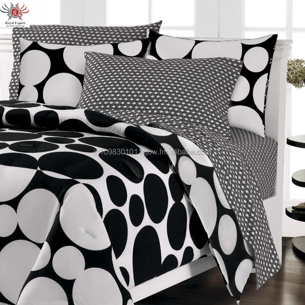 Wedding bed sheet set - Black And White Wedding Cotton Bedsheets Bedsheet Products Fashion Lace Bedsheets Jaipuri Design Bed Sheet Buy 2015 Indiancotton Rajasthani Jaipuri Print