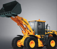 WHEEL LOADER 215HP HYUNDAI HL760-9S new