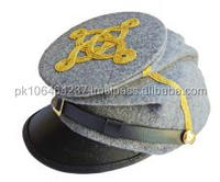 Civil War Confederate Major Or Colonel's Forage Cap