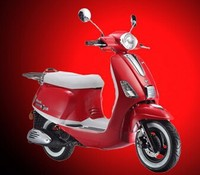 (PEDA Motor Thailand Shipping) 2016 Summer Promotion Big Discount Motorcycle for Sale 150cc EEC Retro Scooter (Veroni)