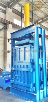 Coconut Machine - Coconut Fibre Baling Press COM160