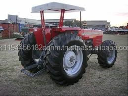 Second hand tractor Massey Ferguson MF-385 sale Tractor Dealers/suppliers Japan