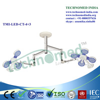 TMI-LED-CT-4+3 Highly focused LED surgical lamp b