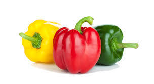 Fresh natural Capsicum/Bell peppers