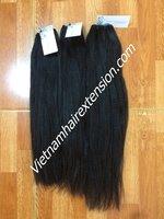 2016 new arrival style yaki human hair Vietnam hair