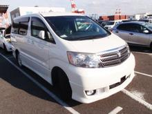 #30698 TOYOTA ALPHARD MS - 2002 [VANS- WAGON VANS] Chassis #:MNH10-0005186