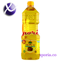 TROPICAL Cooking Oil BOTTLE 2 Liter | Indonesia Origin | Popular cheap halal certified palm oil