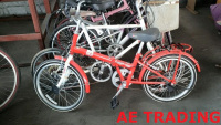 Folding Used Bicycles For Sale