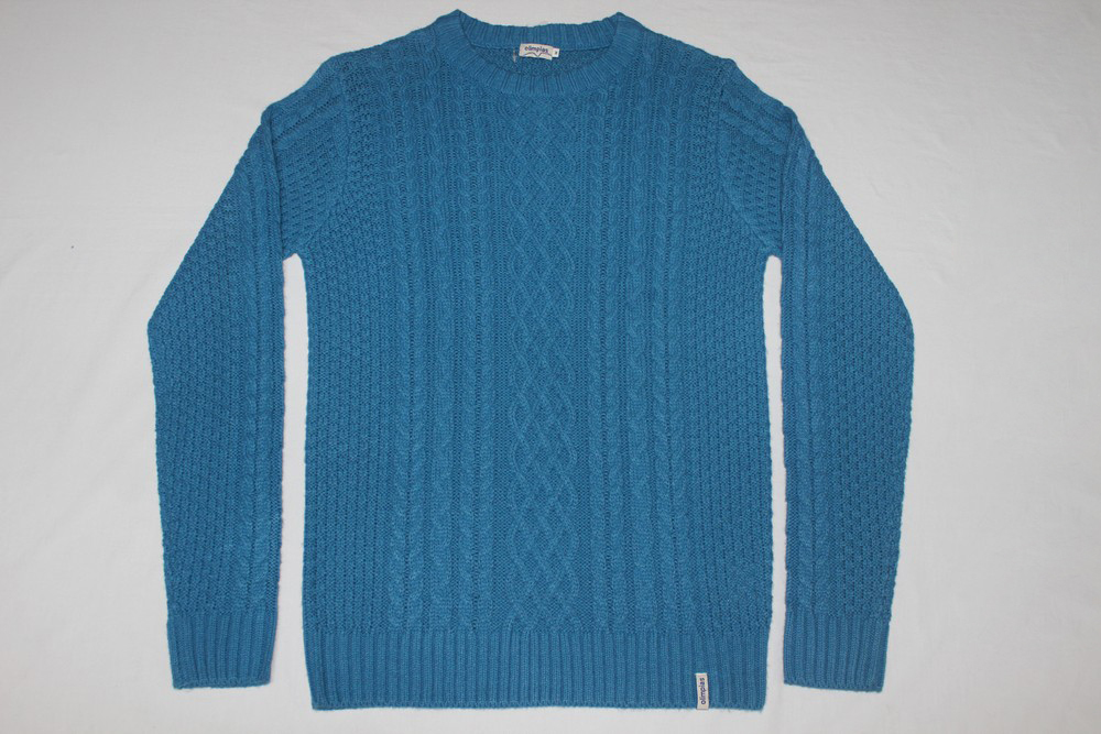 Men's Pullover Sweaters Customized According to Buyer's Requirements
