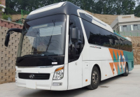 Used Coach Bus for sale 2013 Hyundai Universe Noble 425HP FROM Seoul Korea