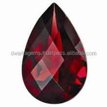 Natural garnet cut loose gemstone semi precious In 6-10 mm size all shaped loose gemstone